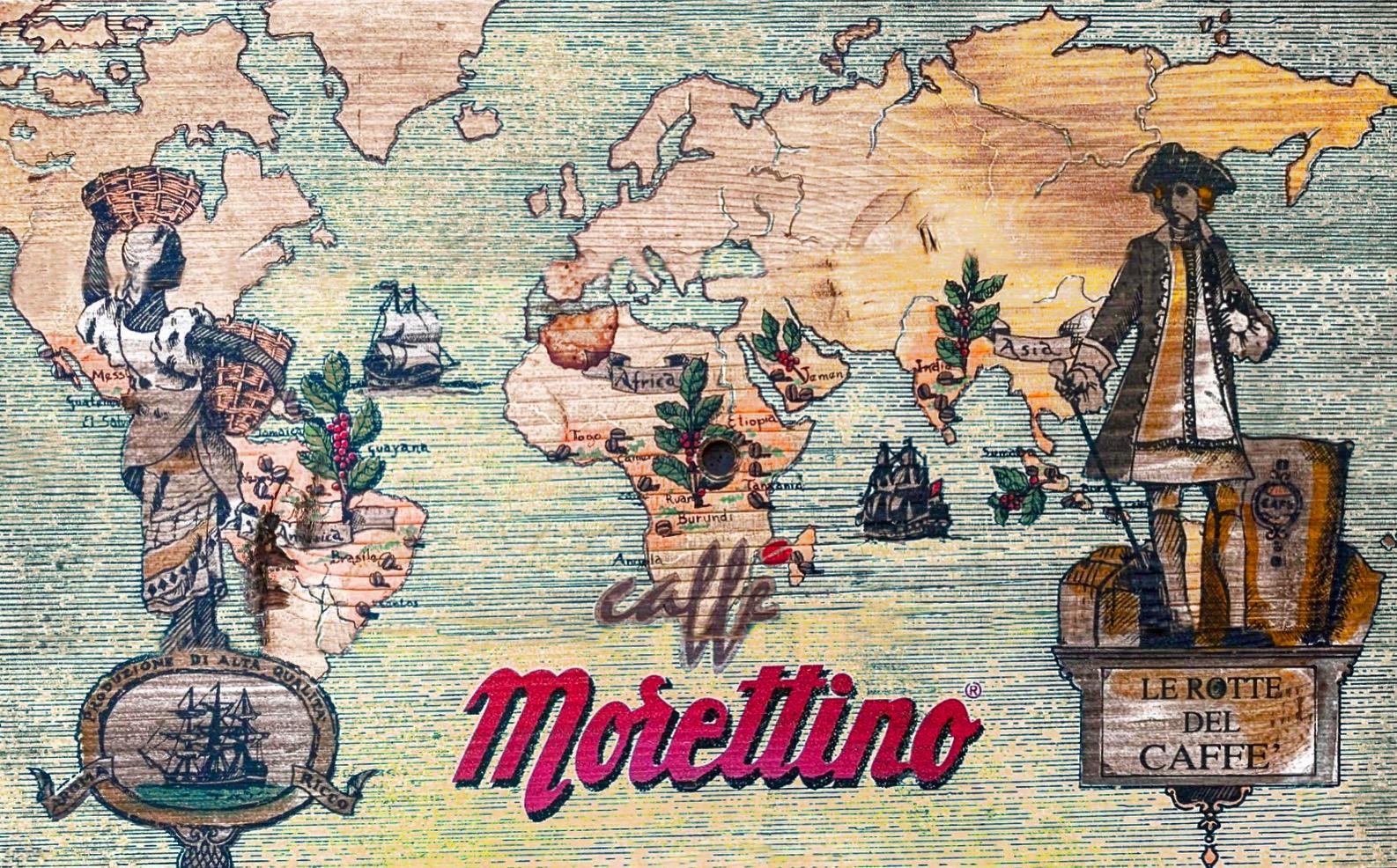 La diffusione del caffè in Europa: ecco come è arrivato sulle nostre tavole
