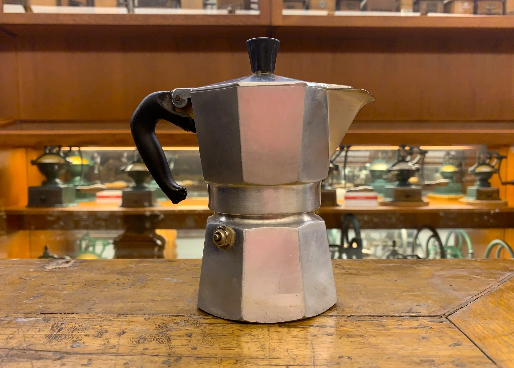 The history of the world through the coffee maker