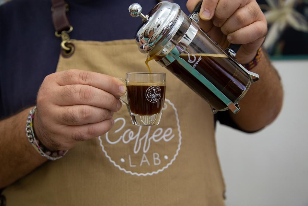 Morettino apre le porte della Scuola del Caffè