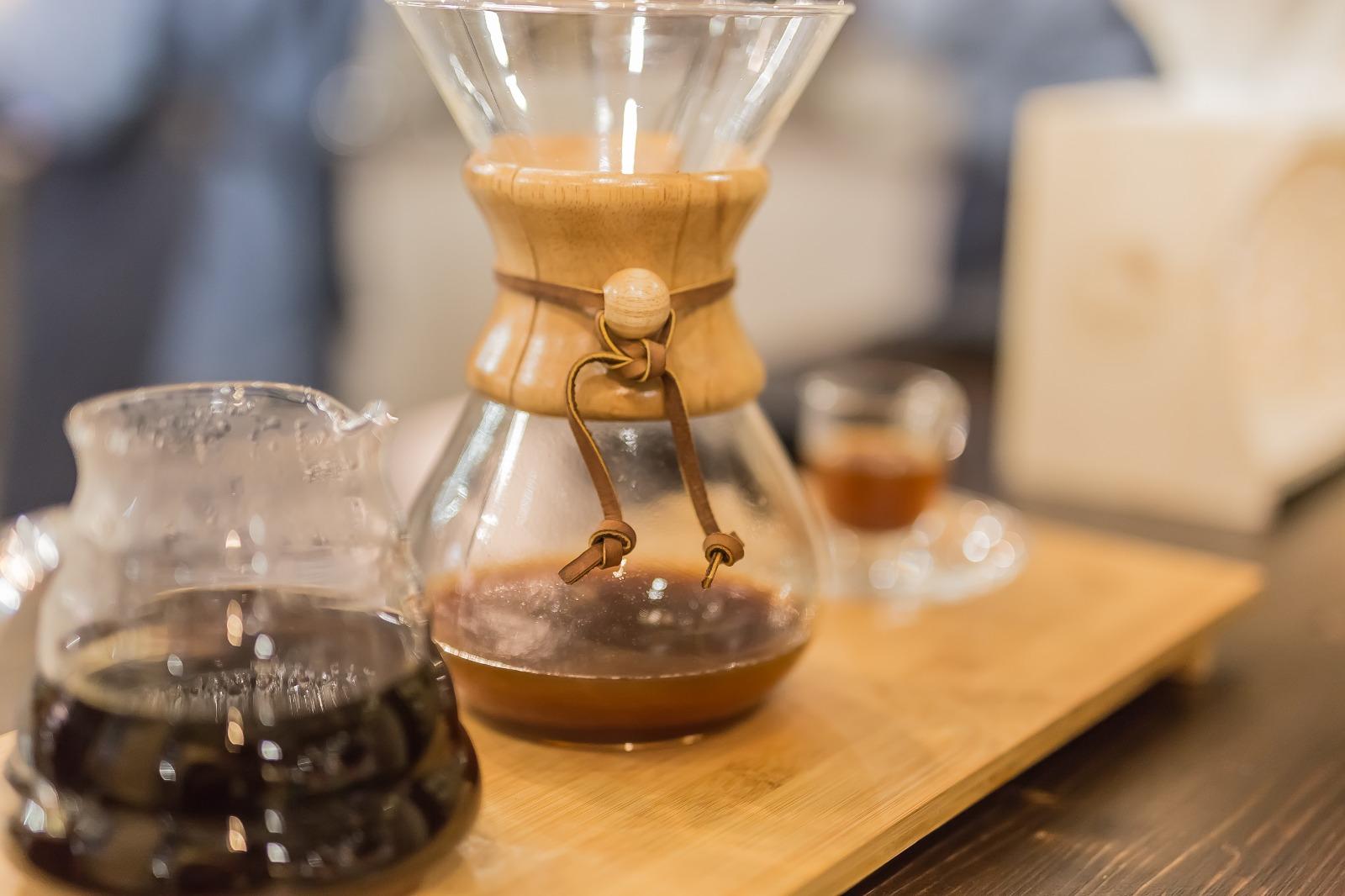 Sembra un infuso ma non lo è: scopriamo il mondo del Caffè filtro