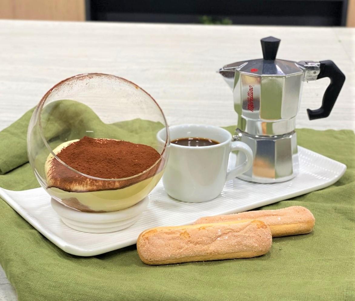 La ricetta speciale di Sonia Peronaci con il caffè Morettino