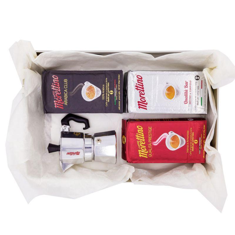 Box Morettino Coffee Experience - Classic