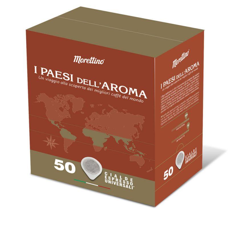 50 Cialde universali Espresso