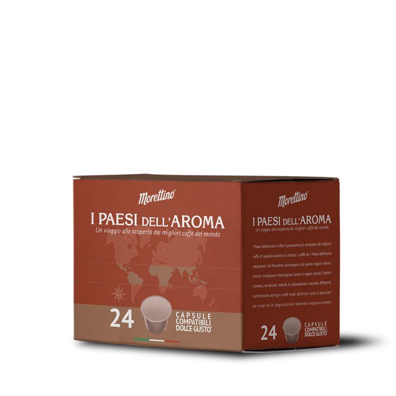 24 Capsule espresso compatibili DolceGusto*