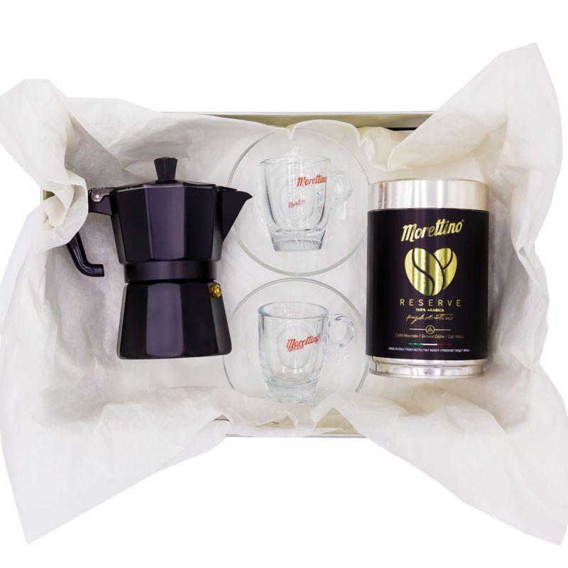 Box Morettino Coffee Experience - Riserva