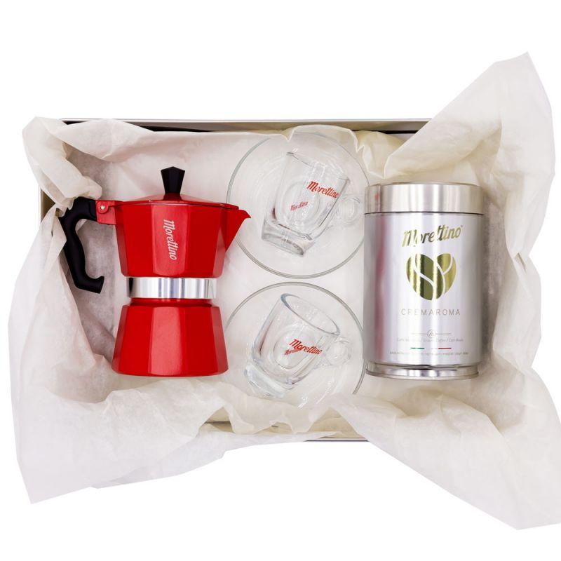 Box Morettino Coffee Experience - Cremaroma