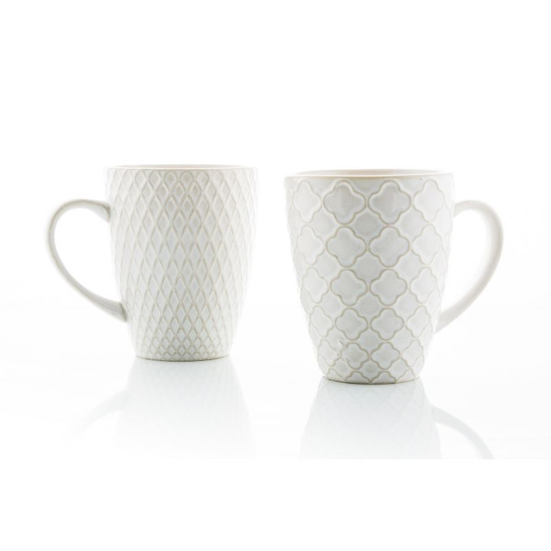 2 Mug Decoro Country