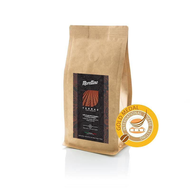 Terrae - caffè biologico 100% Arabica macinato 200 g