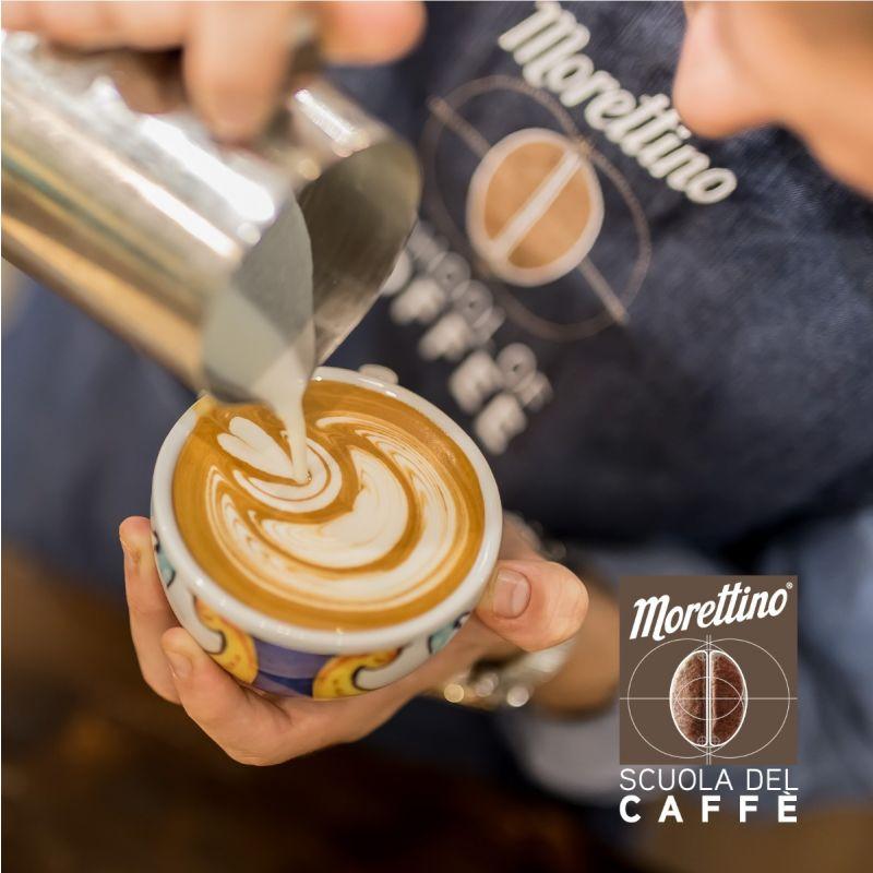 Latte Art con Giuseppe Fiorini