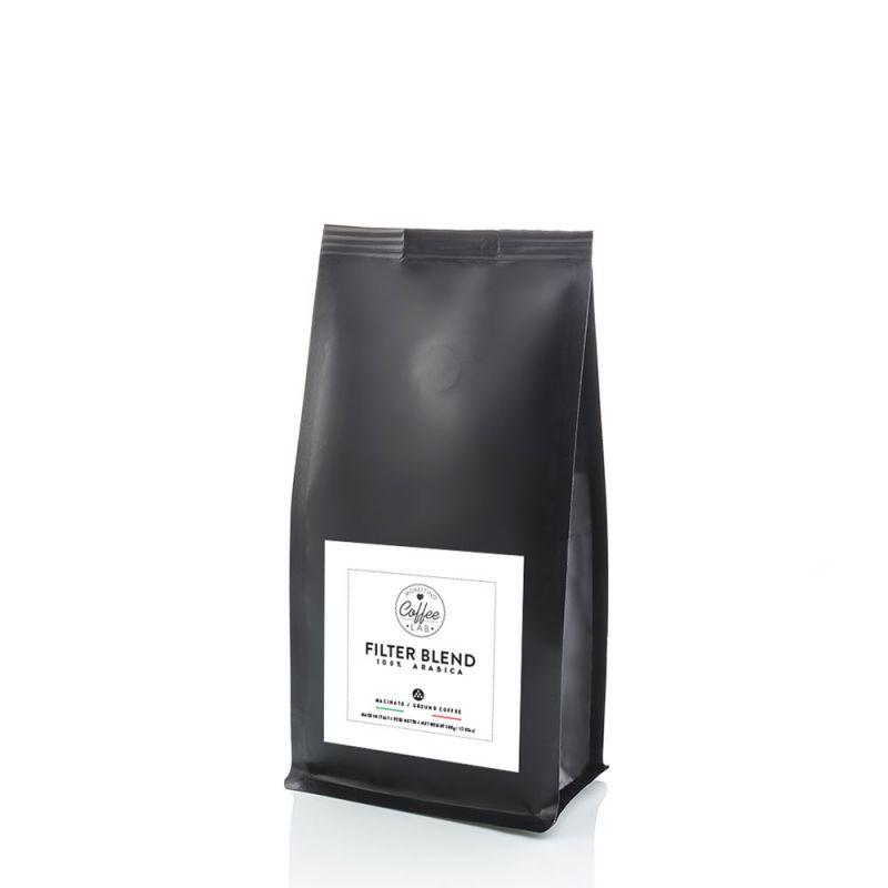 Filter Coffee Lab Blend 100% Arabica - caffè macinato 200g