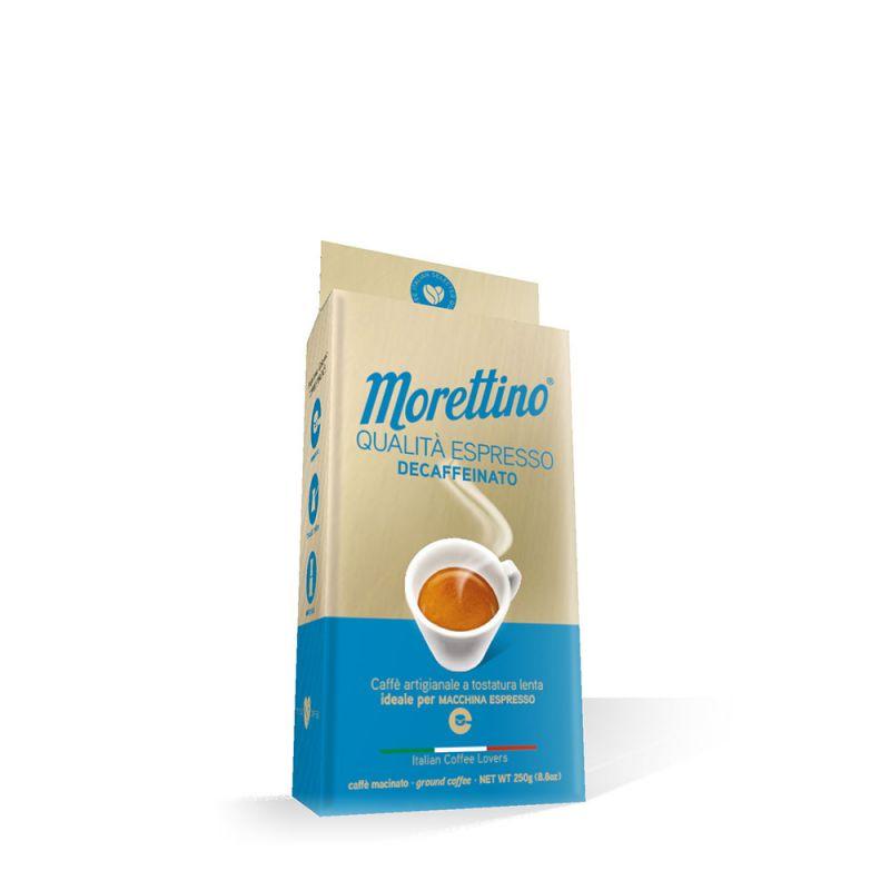 Qualità Espresso Decaffeinato 250g macinato/ground