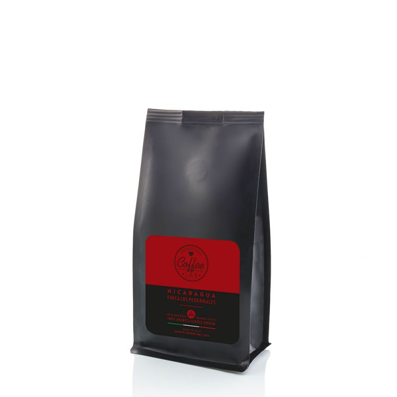 Coffee Lab Nicaragua Finca Los Pedernales 200g macinato