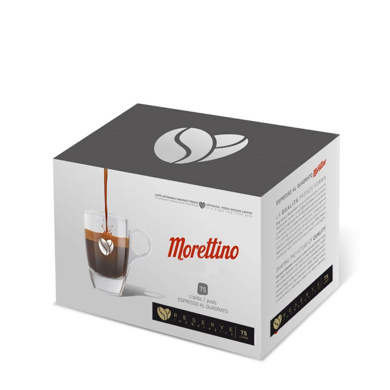 75 Coffee Pods EQ - Reserve 100% Arabica