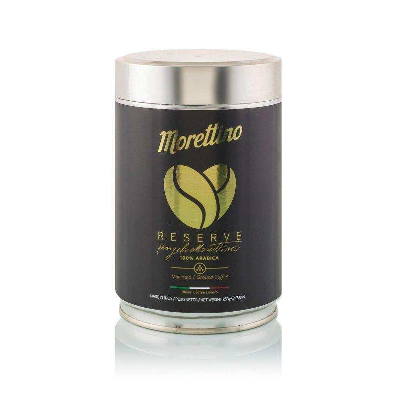 Reserve 100% Arabica - caffè macinato fresco - latta da 250g