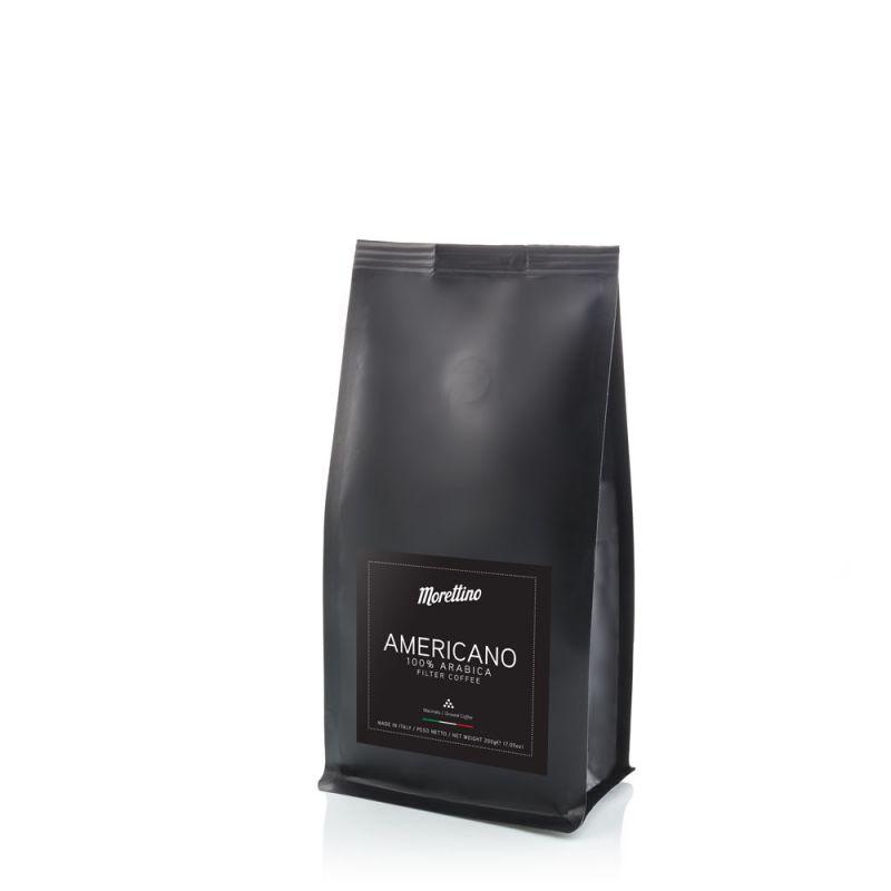 Americano 100% Arabica - caffè macinato 200g