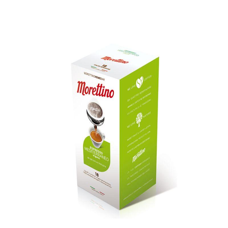 18 Cialde universali espresso Classic - Biologico