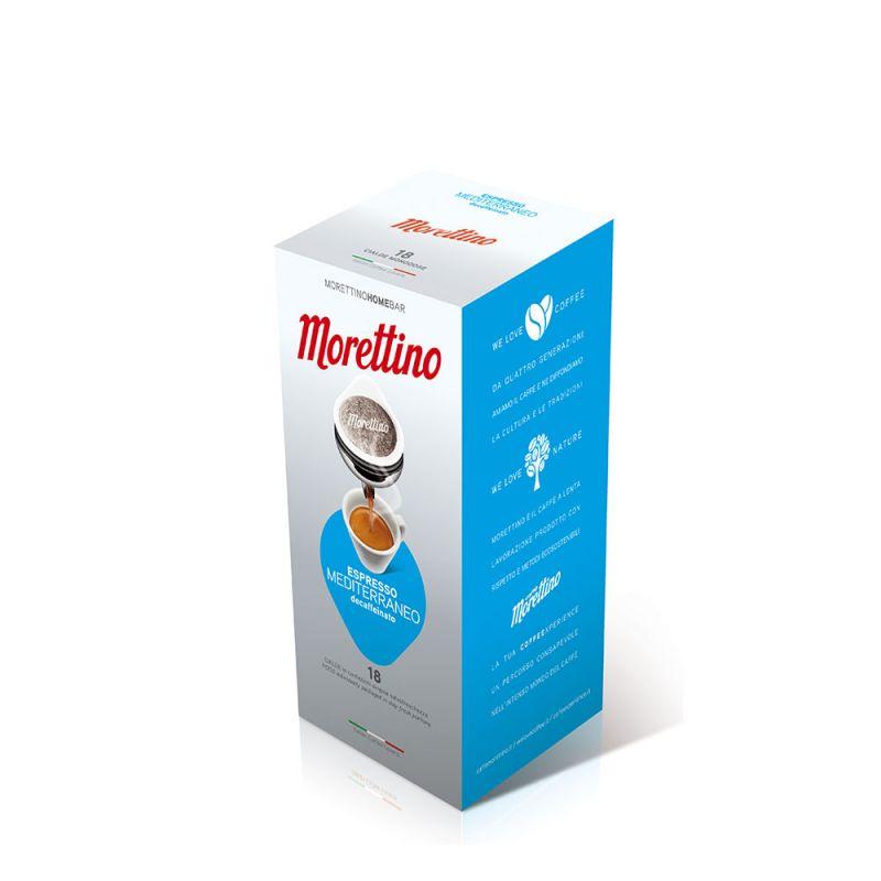 18 Cialde universali espresso Classic - Decaffeinato