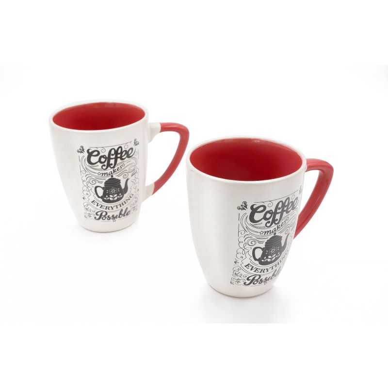 2 Mug Coffee Hour