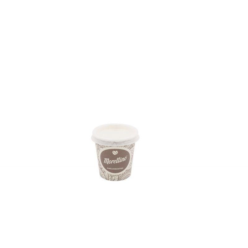 50 Coperchi Bicchierini Espresso da 8 cl