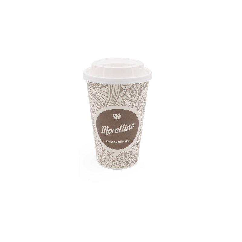 100 Coperchi per Bicchieri Caffè da 45 cl