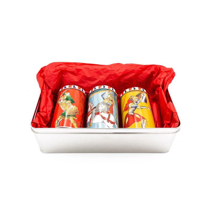 Silver Gift Box - I Pupi Siciliani