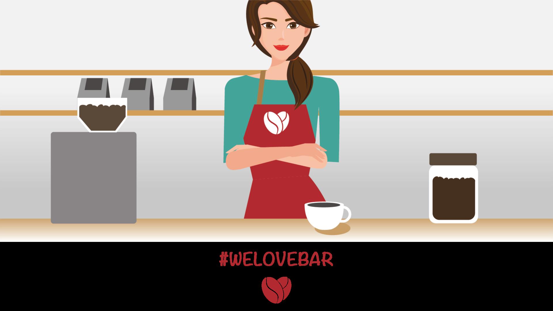 We Love Bar - Sostieni il tuo bar del cuore. La nostra iniziativa per aiutare i bar colpiti dal lockdown