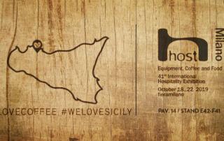 Il caffè siciliano va in scena a Milano: dalla moka alla Coffee mixology tutte le novità del Morettino Coffee Lab a Host 2019