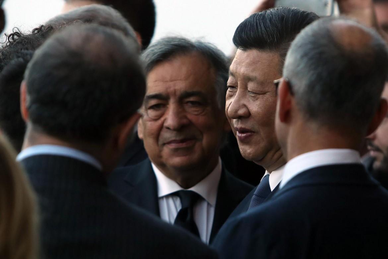 La visita del presidente cinese Xi Jinping a Palermo. Il caffè simbolo di accoglienza e condivisione.
