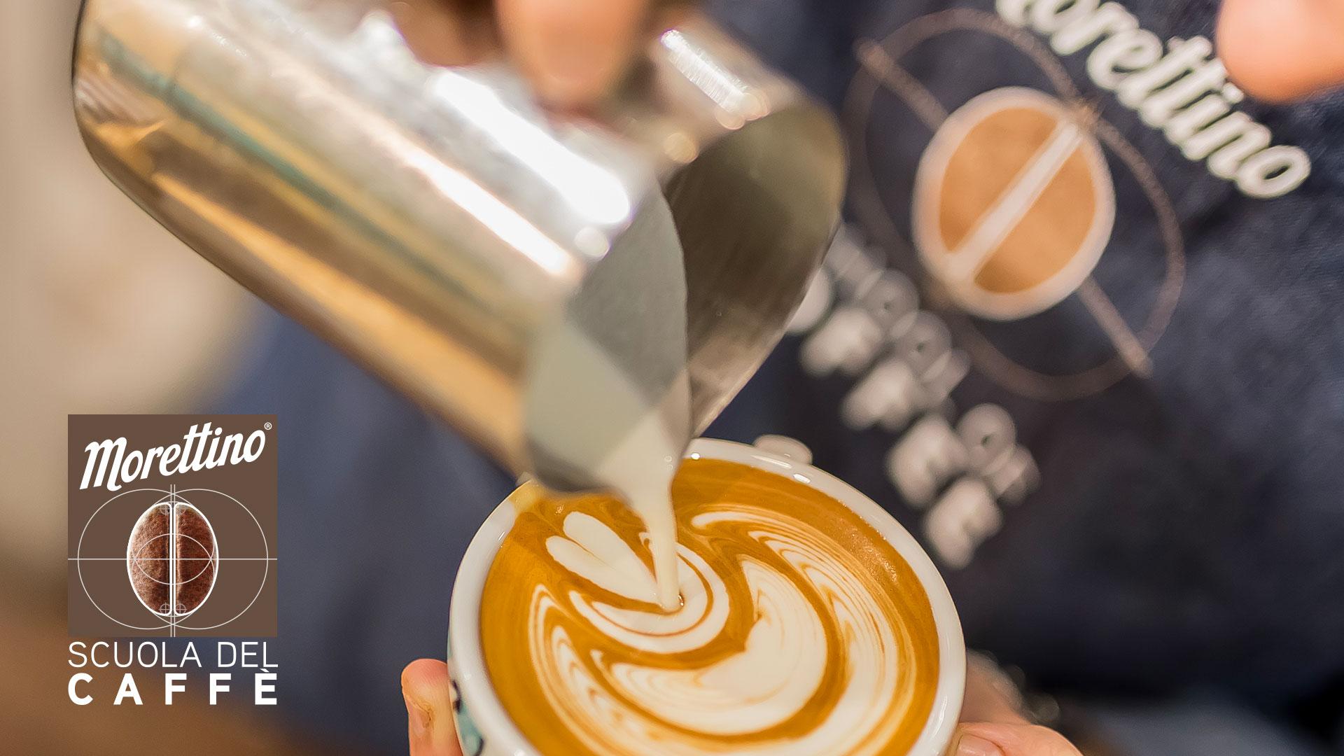 Morettino presenta i corsi della Scuola del Caffè e il progetto di recruiting Barista Jobs