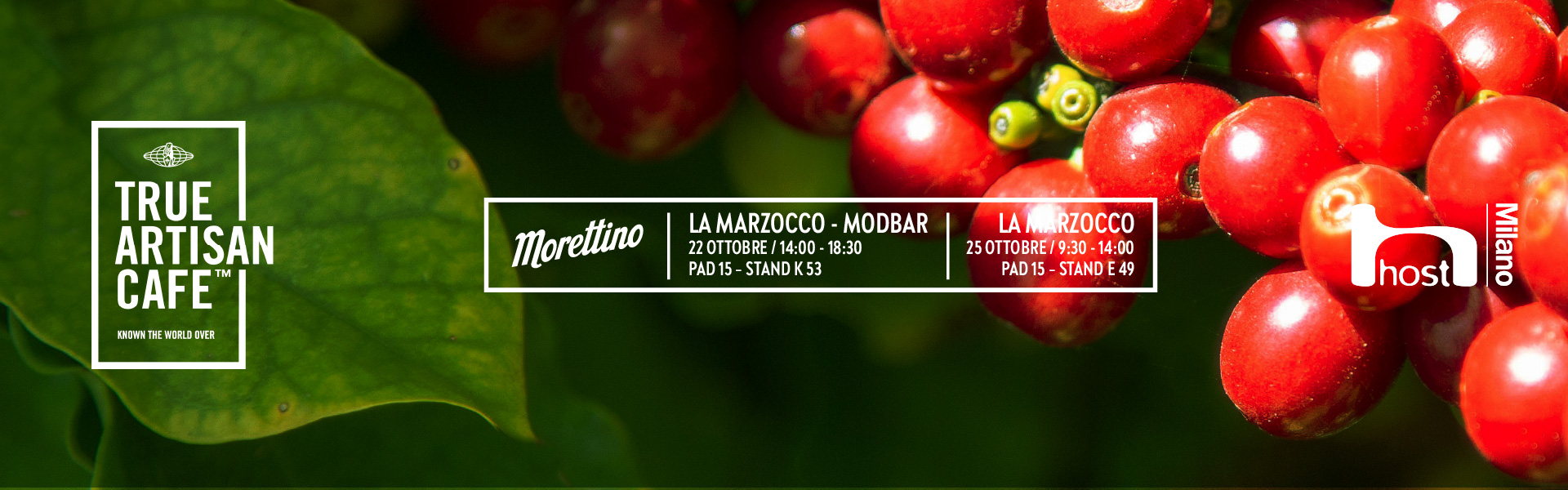 Morettino @ Host 2021